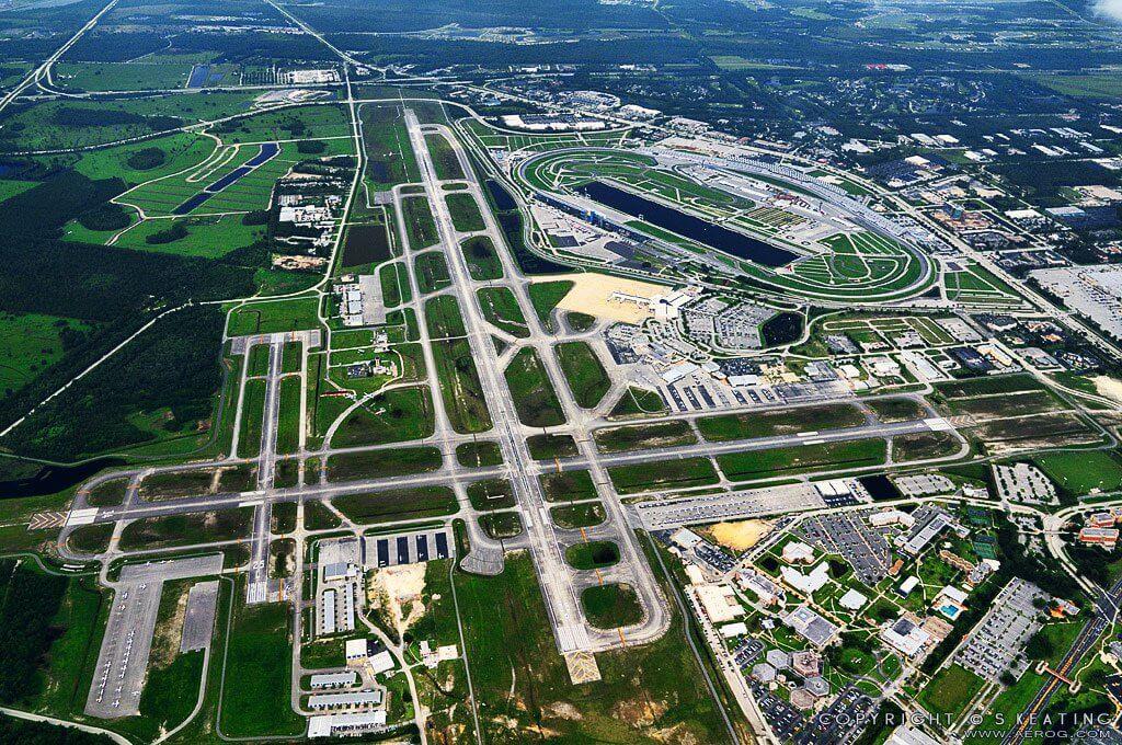aeroporto de Daytona Beach