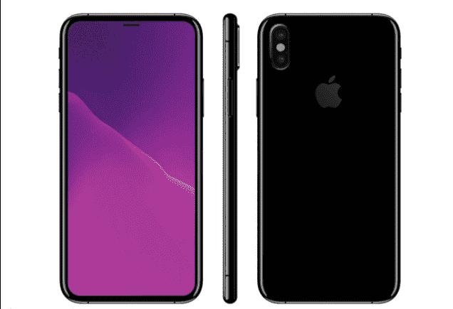Celular iPhone X da Apple