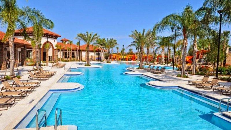 Melhores condomínios para alugar casas em Orlando