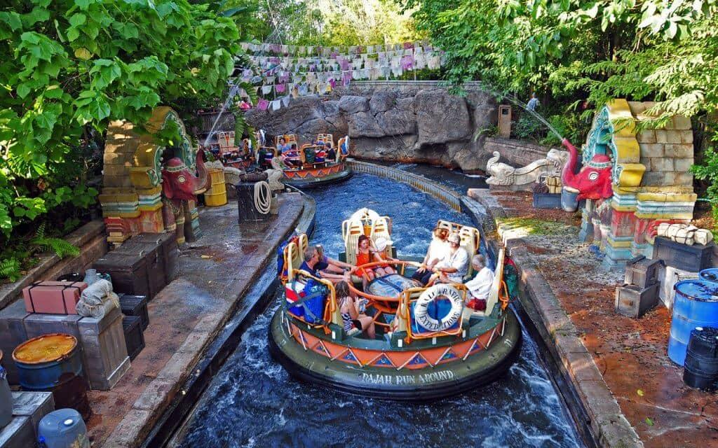 Kali River Rapids da Disney