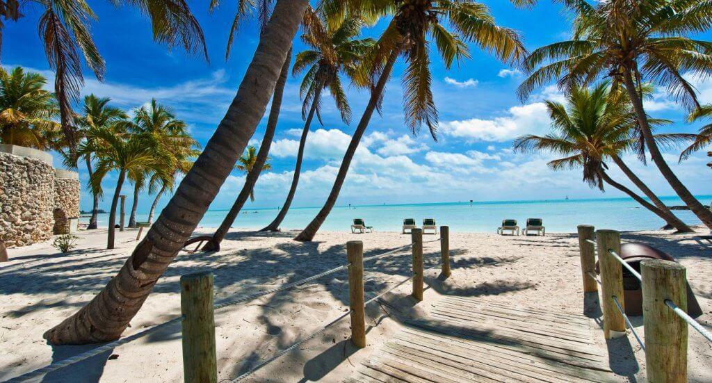 Key West na Flórida