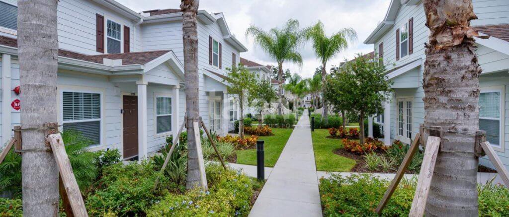 Condomínio de casas Lucaya Village Resort em Orlando