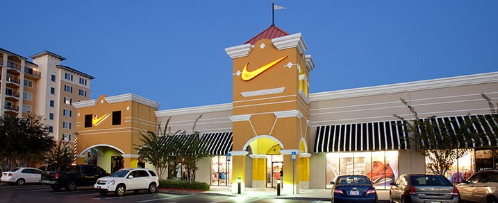 Outlet The Lake Buena Vista Factory Stores em Orlando