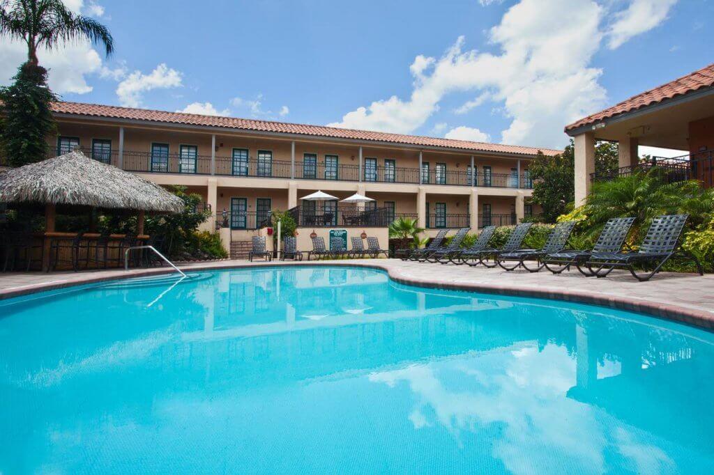 Hotel Holiday Inn em Tampa: piscina