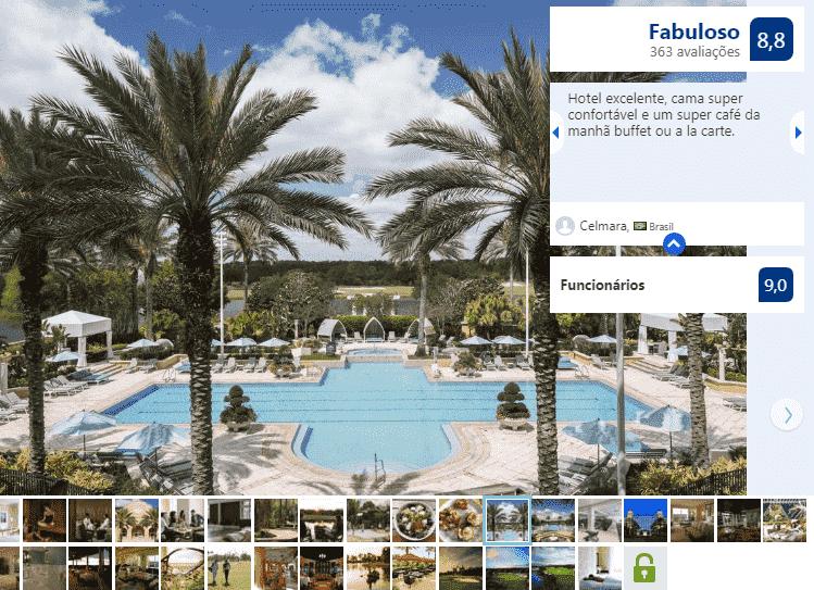 The Ritz-Carlton Orlando, Grande Lakes: piscina