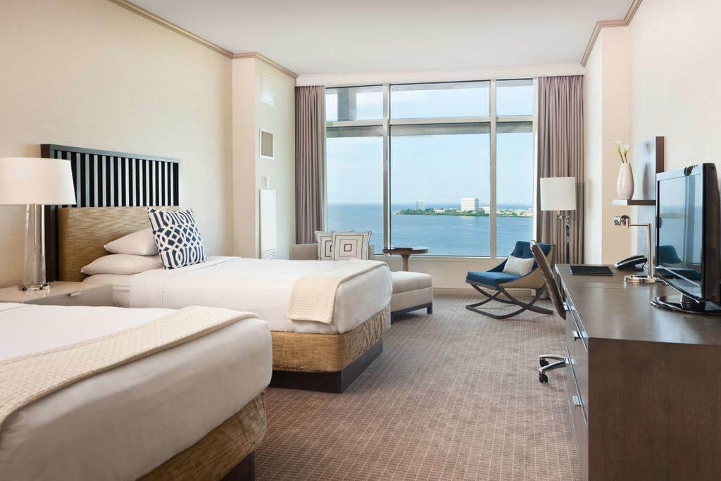 Quarto do Hotel Grand Hyatt Tampa Bay