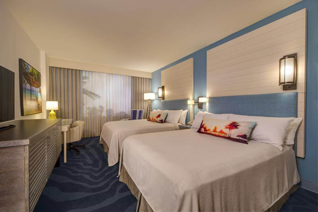 Loews Sapphire Falls Resort at Universal Orlando: quarto