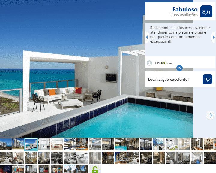 Hotel W South Beach em Miami: piscina