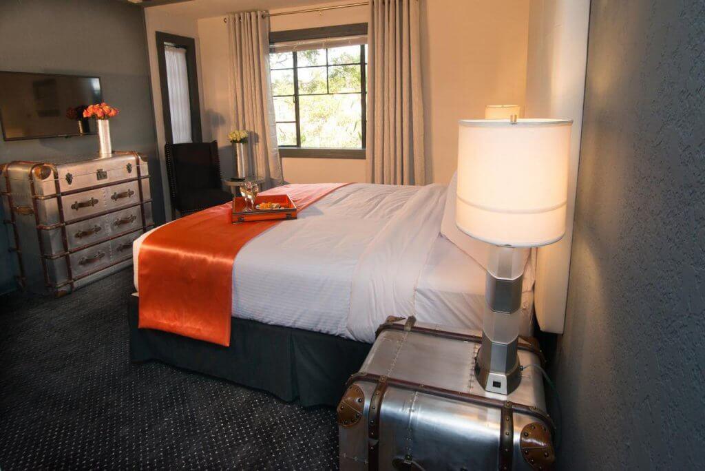 Hotéis bons e baratos em São Petersburgo na Flórida: Avalon Hotel Downtown St. Petersburg: quarto
