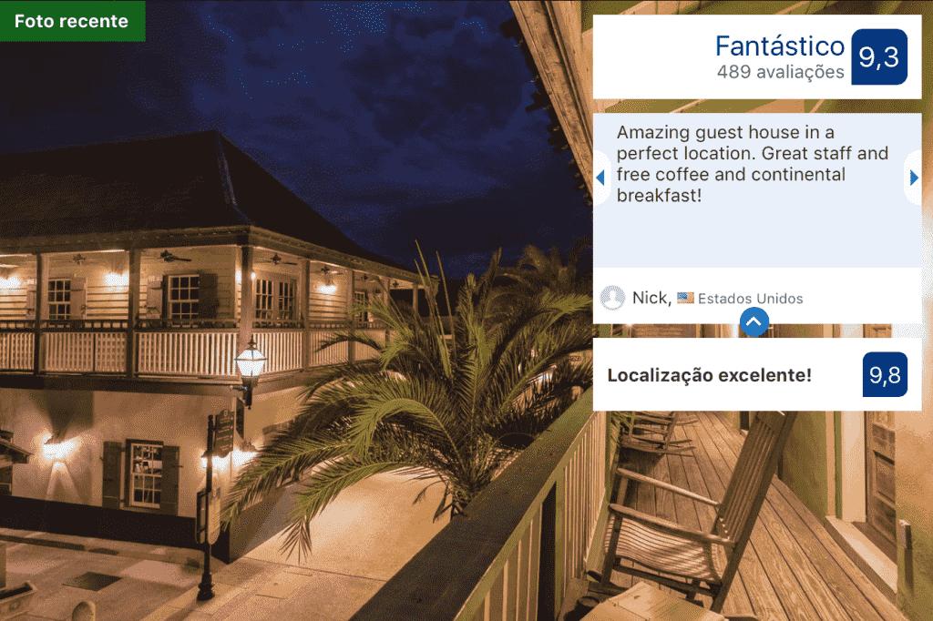 Hotel St George Inn - Saint Augustine: área externa
