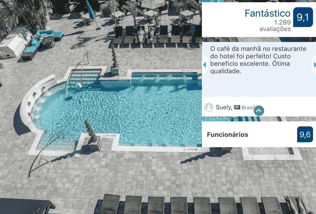 Hollander Hotel - Downtown St. Petersburg : piscina