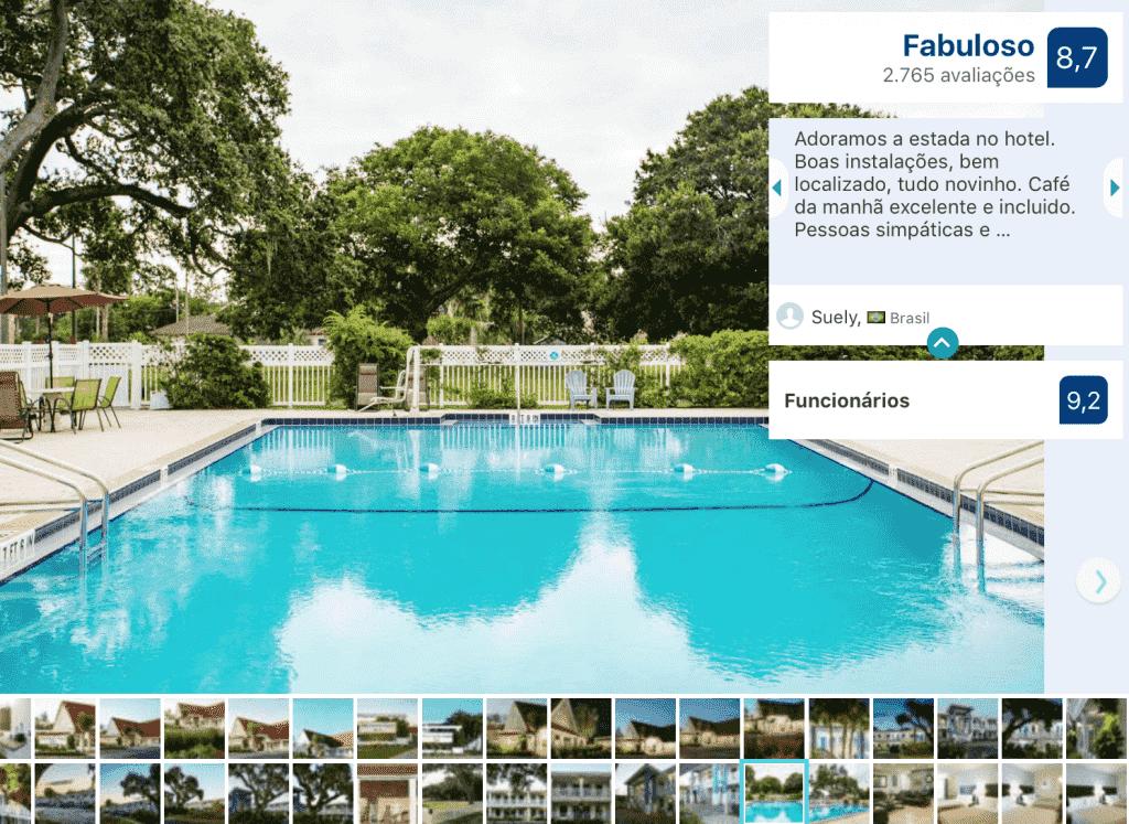 Hotel Southern Oaks Inn - Saint Augustine: piscina