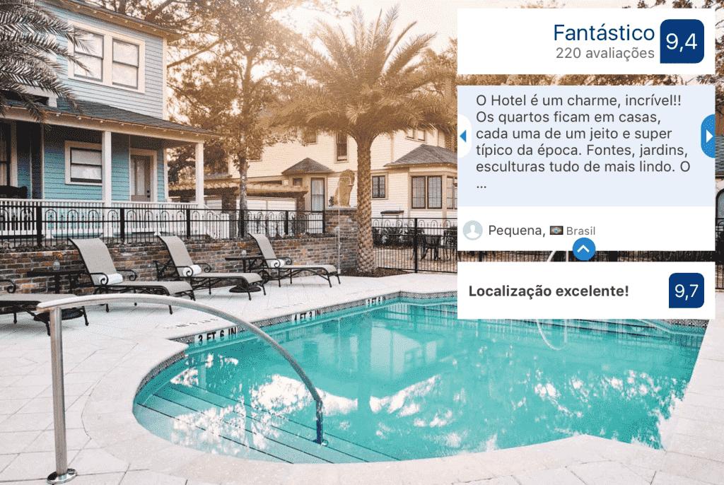 Hotel The Collector - Luxury Inn & Gardens em Saint Augustine: piscina