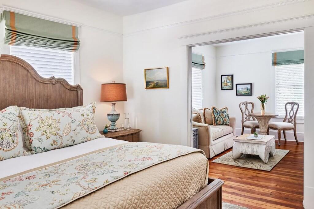 Hotel The Collector - Luxury Inn & Gardens em Saint Augustine: quarto