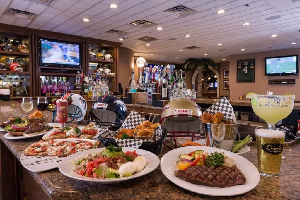 Restaurante Drafts Sports Bar & Grill em Kissimmee