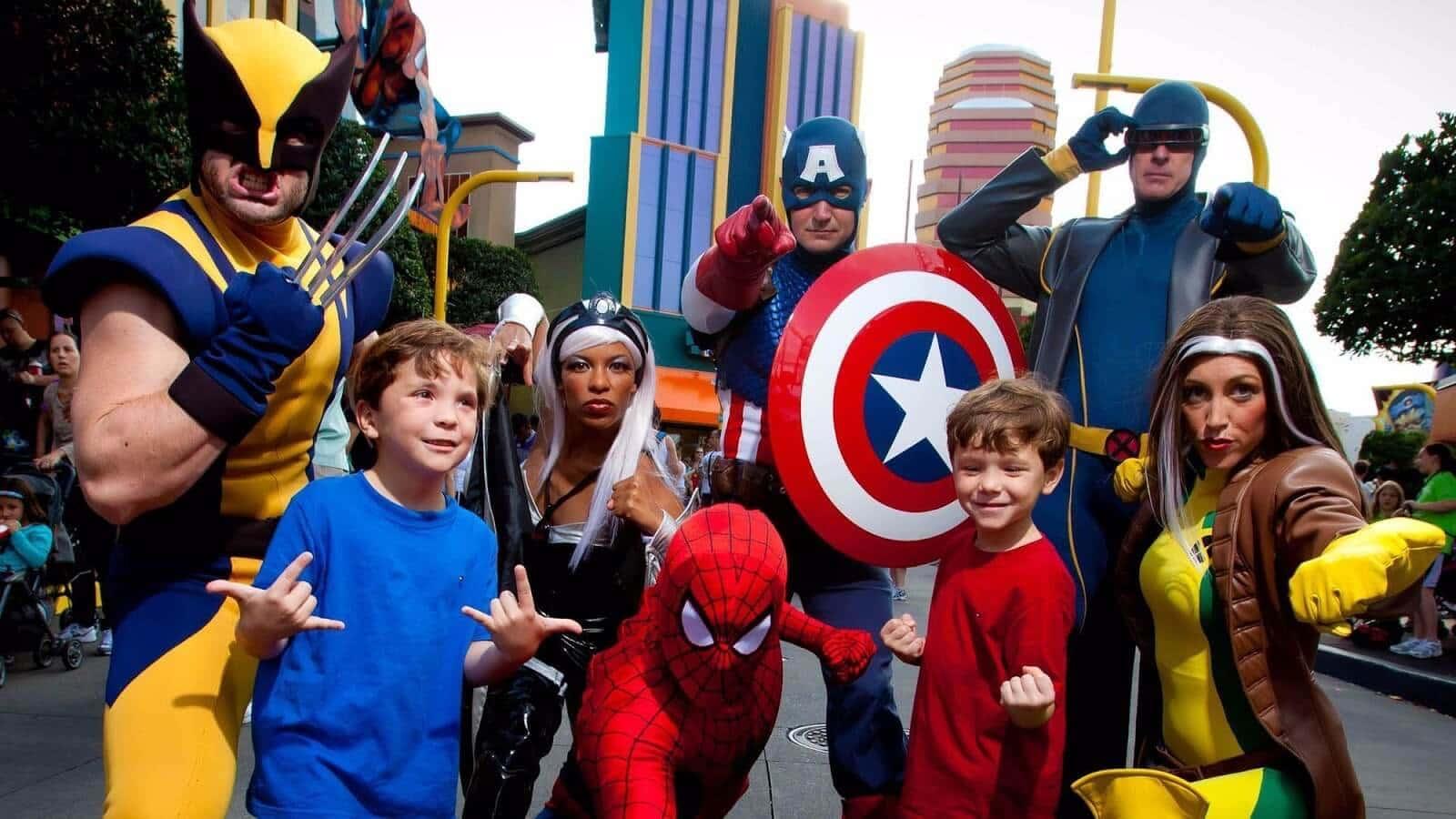 Melhores parques para as crianças em Orlando