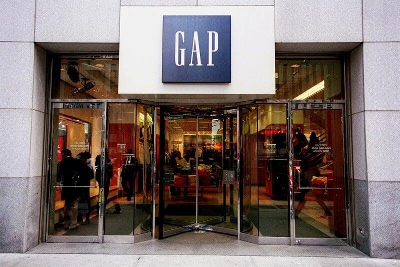 Endereços das lojas GAP na Flórida
