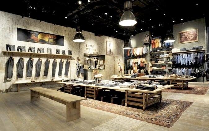Loja Levis em Miami: Onde encontrar unidades da Levi's em Miami e Orlando