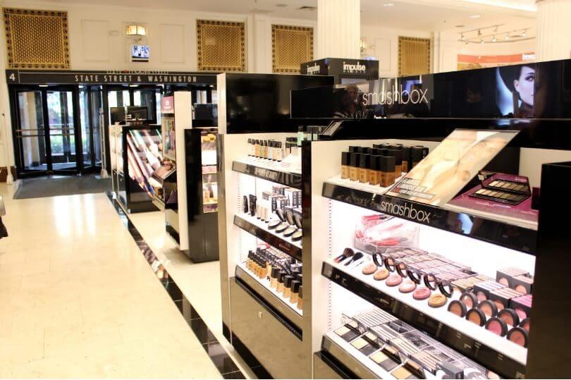 Lojas de maquiagens em Orlando: Loja Macy's em Miami e Orlando