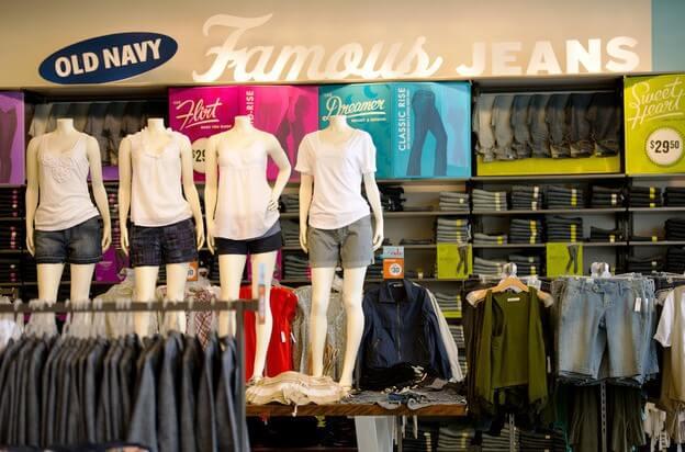 Loja Old Navy em Miami e Orlando | Compras e roupas