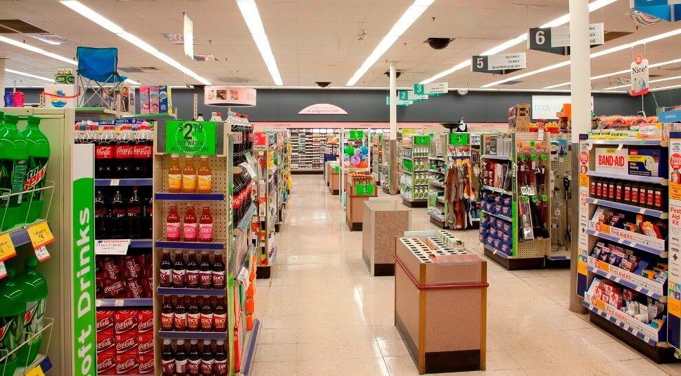Farmácias Walgreens em Orlando e Miami