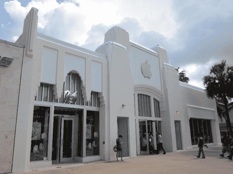 Onde comprar capinhas em Miami: Lojas da Apple em Orlando e Miami