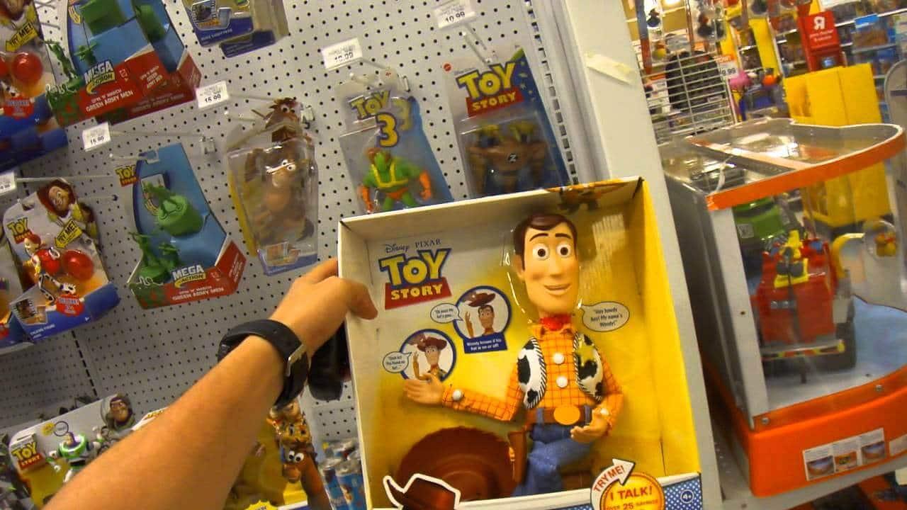 Lojas de brinquedos em Orlando e Miami
