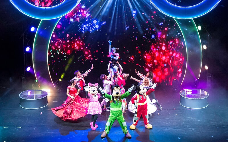 Show do Disney Junior no Hollywood Studios Orlando