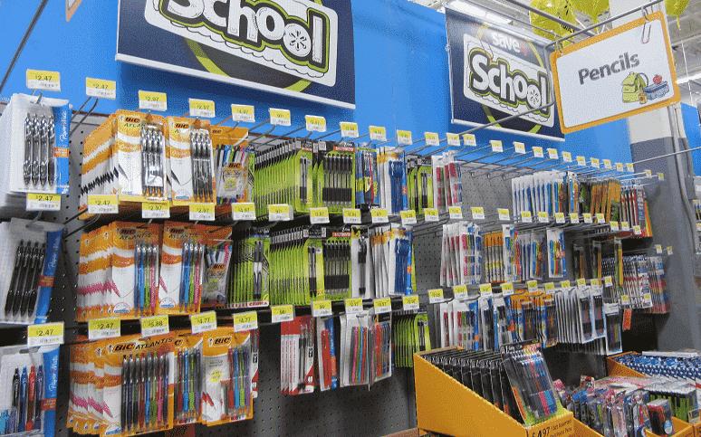 Onde comprar itens escolares e mochilas em Miami