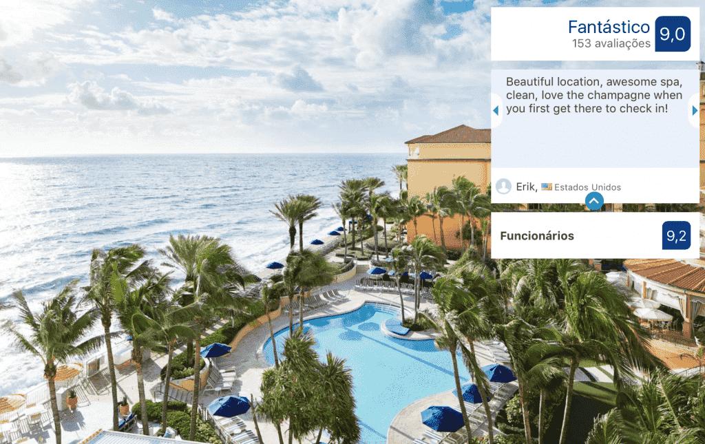 Piscina Eau Palm Beach Resort & Spa