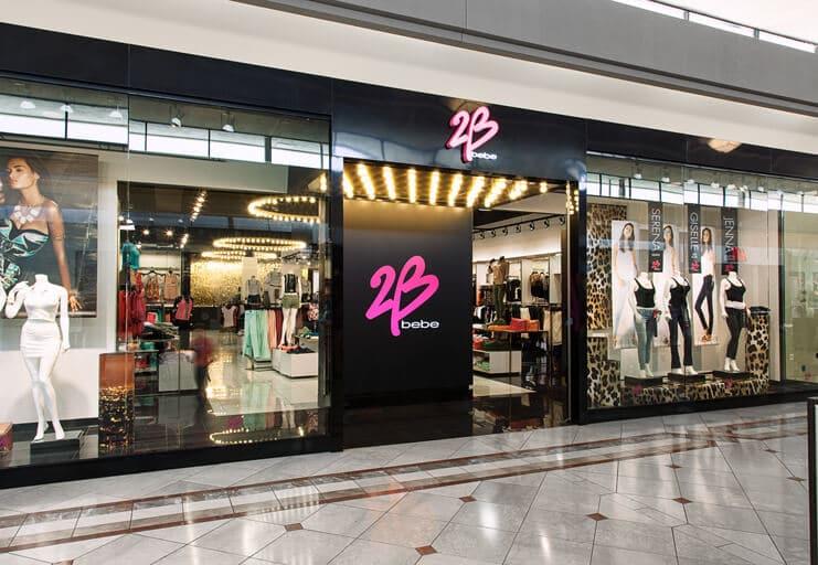 Loja de roupas femininas 2B em Miami