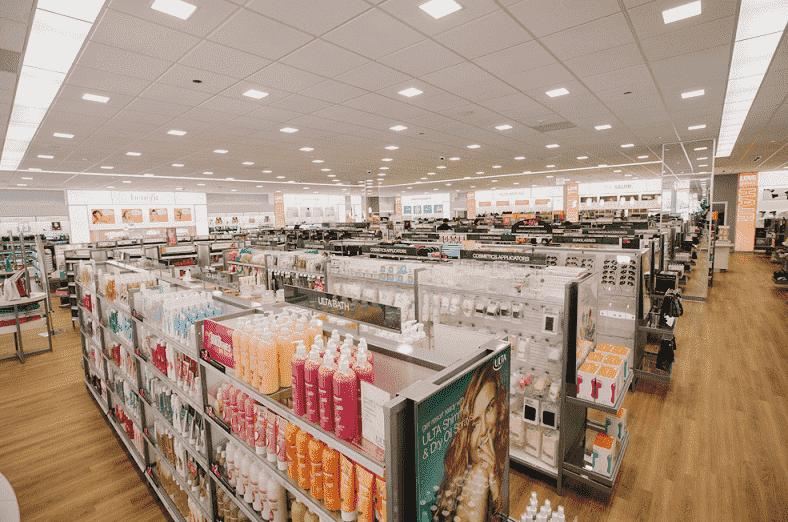 Onde comprar shampoo e condicionador em Miami: Loja Ulta Beauty