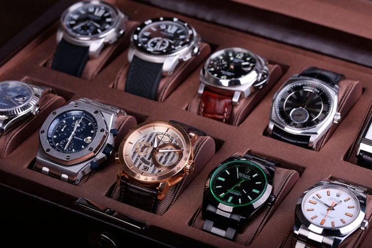 Onde comprar relógios em Orlando e Miami