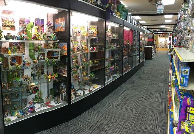 Lojas de brinquedos em Miami: Loja de brinquedos ToyShop