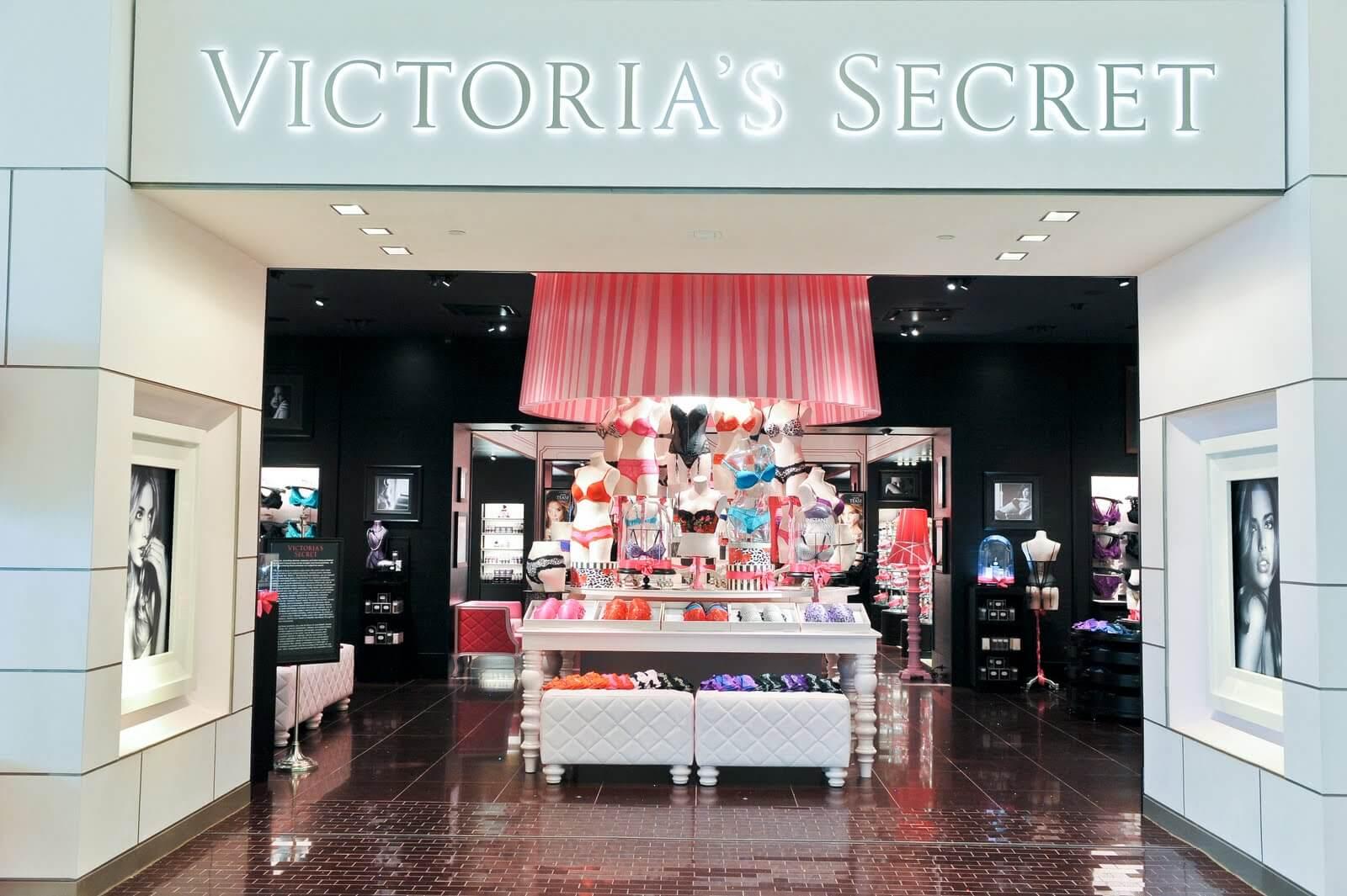 Victoria's Secret em Miami e Orlando: Cremes, maquiagem e lingerie