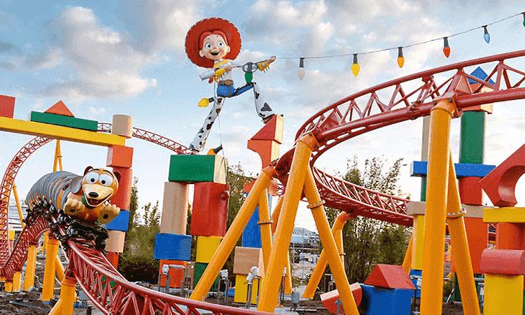 Quais brinquedos valem o uso do fast pass no Hollywood Studios: Toy Story no Hollywood Studios
