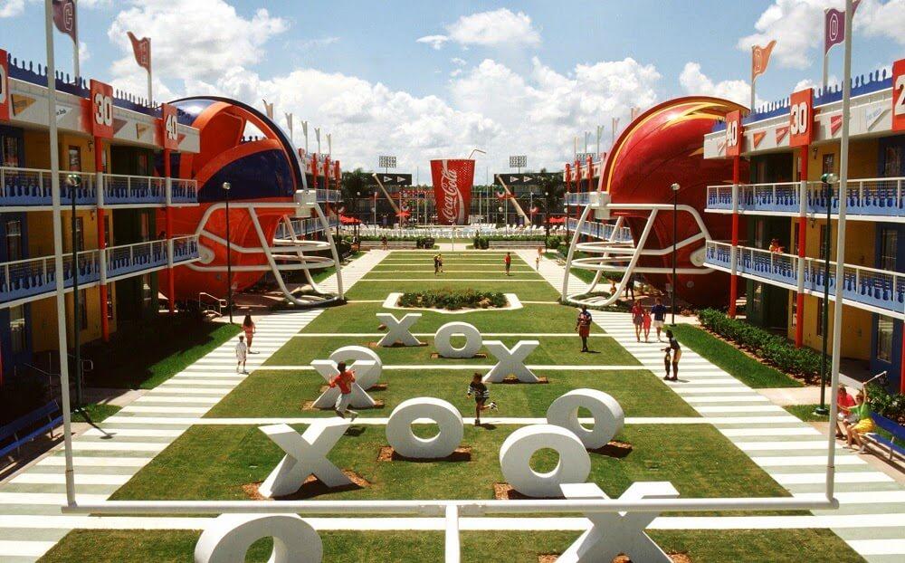Hotel Disney's All Star Sports