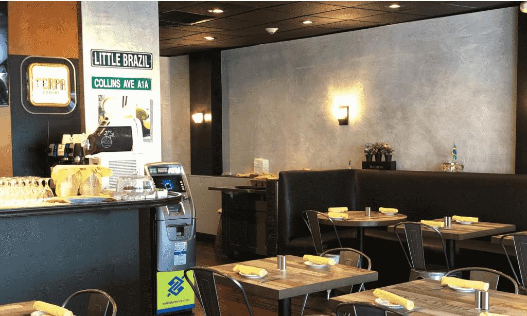 Restaurante Little Brazil em Miami Beach: Ambiente do Little Brazil