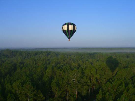 5 atividades de lazer em Kissimmee: Voar com o Thompson Aire em Kissimmee