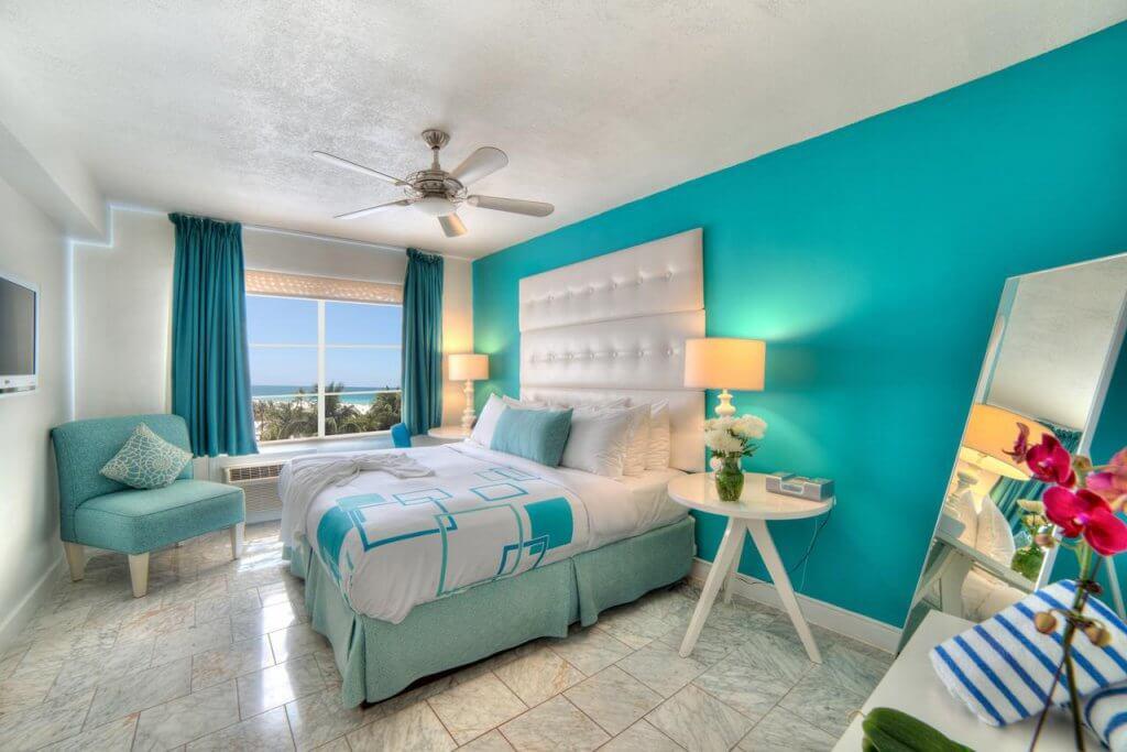 Hotel Beacon South Beach em Miami: Quartos do Beacon Hotel