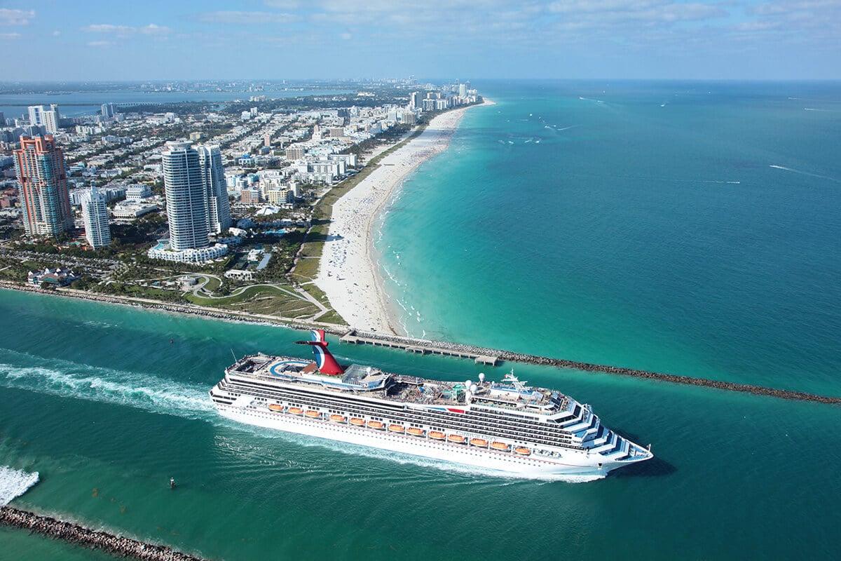 PortMiami: o porto de Miami