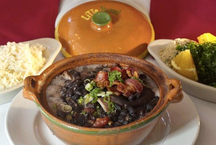 Restaurante Little Brazil em Miami Beach: Feijoada do Little Brazil