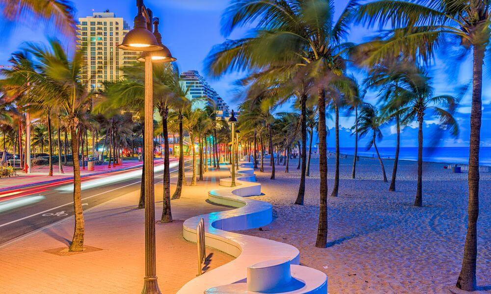 Opções de bate-volta saindo de Miami: Fort Lauderdale