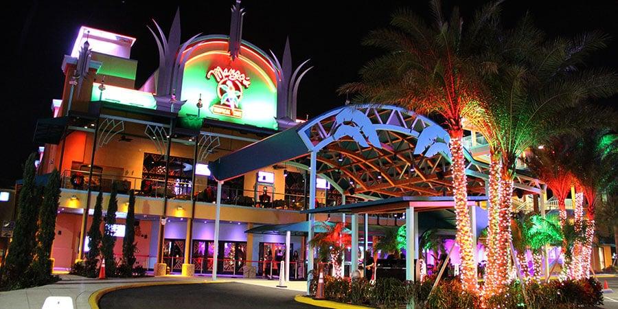 5 bares e baladas na International Drive Orlando: Mango's Tropical Café em Miami