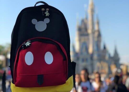 Mochila da Disney