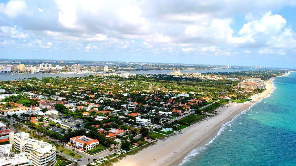 Palm Beach na Flórida