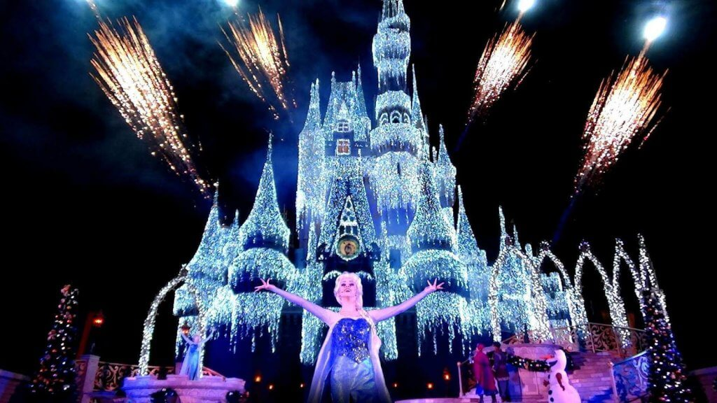 A Frozen Holliday Wish
