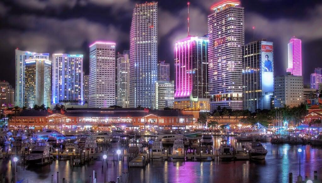 Onde ficar em Miami - Downtown