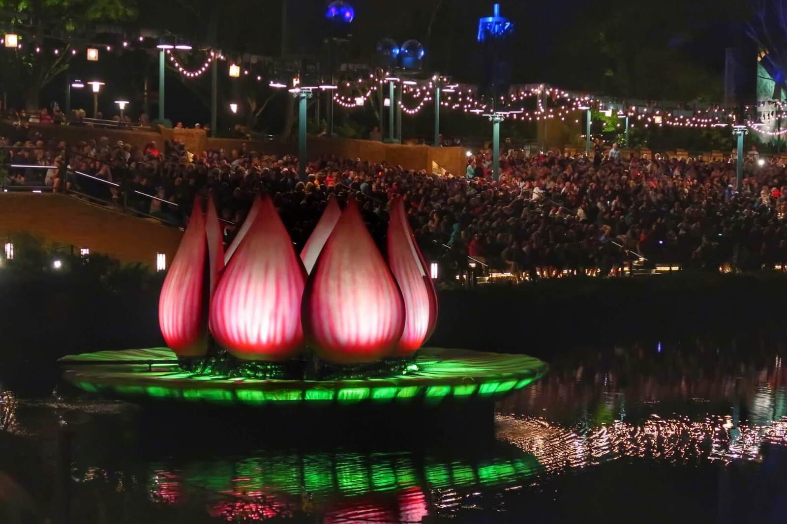 Rivers of Light no Disney's Animal Kingdom em Orlando