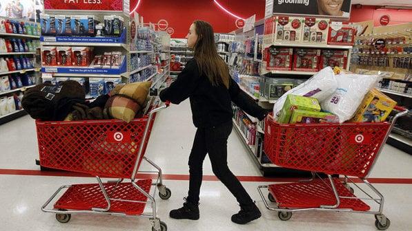 Loja e supermercado Target